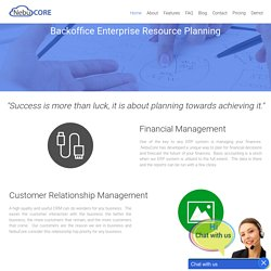 ERP Software Small Business