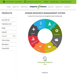 Software for HR department