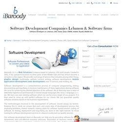 Best Software Development Company in Lebanon - iBaroody LLC