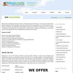 Best ERP Software Development Company Kochi