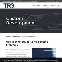 Software Development Company in South Africa