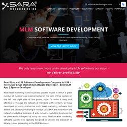 Blockchain MLM Software