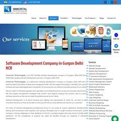 Best Software Development Services in Gurgaon