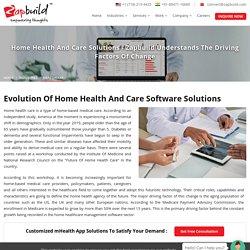 Home Health Care Software Development Solutions