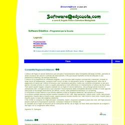 E&S© - Software@edscuola.com - Software Didattico