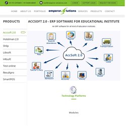 ERP Software for Education