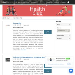 GYM and Fitness Management Software