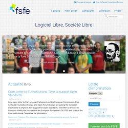FSFE - Free Software Foundation Europe