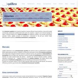 Software gestionale per aziende settore alimentare