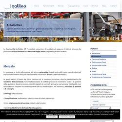 Software gestionale settore automotive