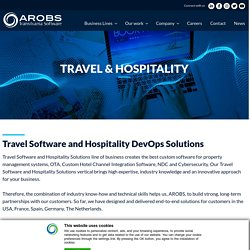 Travel Software and Hospitality Solutions