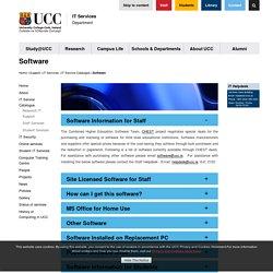 IT Services UCC