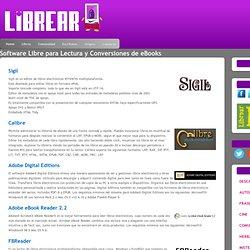 Software Libre y gratis para descarga