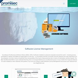 Software License and Asset Management