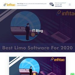 Best Limo Software Review : Limousine Management Software & Solution