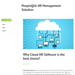 Incredible Cloud HR software