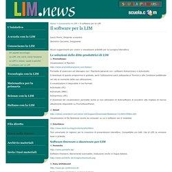 Il software per la LIM - LIM news - SCUOLA PRIMARIA - DeAgostini scuola