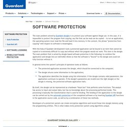Software Protection / Solutions / Guardant