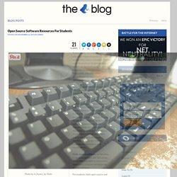 Brandieself added: Open Source Software Resources For Students - The Vuze BlogThe Vuze Blog