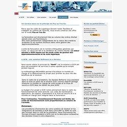 eSCM: e-SCM - Software as a Service pour ne payer que la valeur ajoutée