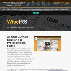 Get Best OCR Software Solution By WiseTREND In USA