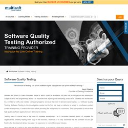 Opt for Software Testing Courses – Become a Testing Expert