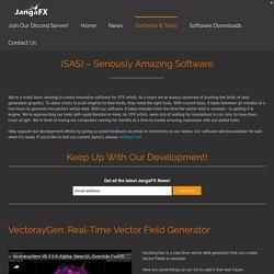 VectorayGen – JangaFX