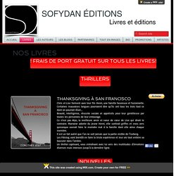 sofydan éditions