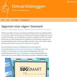 Søgsmart visar vägen i Danmark – Omvärldsbloggen
