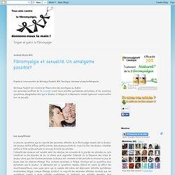 Soigner et guérir la Fibromyalgie Blog: juin 2012
