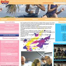 Soirées Bailar Cuba