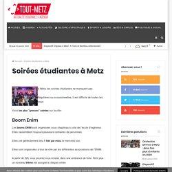 Soirées étudiantes à Metz
