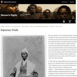 Sojourner Truth - Women's Rights National Historical Park (U.S. National Park Service)
