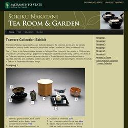 Sokiku Nakatani Tea Room and Garden