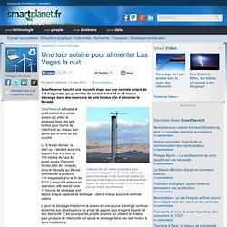 Une tour solaire pour alimenter Las Vegas la nuit