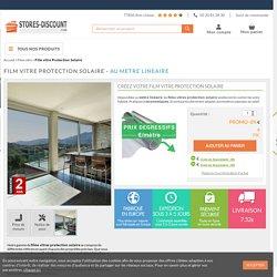 ᐅFilm solaire, film anti chaleur pour fenetre - Stores-discount.com