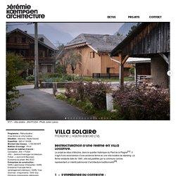 Jérémie Koempgen Architecture