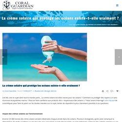 La crème solaire qui protège les océans existe-t-elle vraiment?