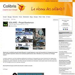 SOLAIRE - Projet Rawlemon