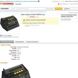 Solar charge controller CMP24 Juta