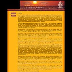 Solar Healing Center