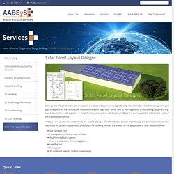 Solar Panel Layout Designs