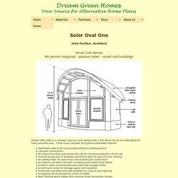 Solar Oval Cob Plan