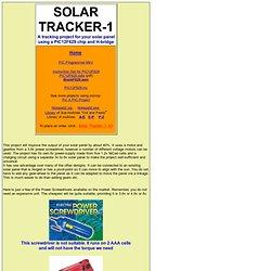 Solar Tracker-1