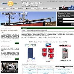 Costo de Celdas Solares Mexico - Panel Solar Precios - Sistemas de Paneles Solares - Productos Solares