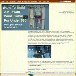 SolarFlower.org tutorial