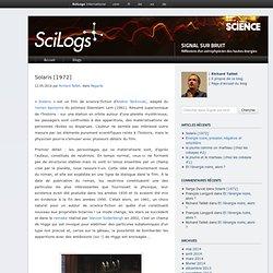 Scilogs.fr :Signal sur bruit