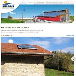 SOLARIS / Kit solaire pour site isolé du réseau EDF