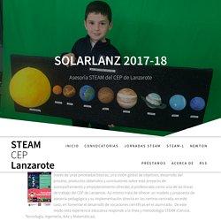 SolarLanz 2017-18 – STEAM CEP Lanzarote