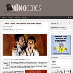 Chants de bataille > Rhinocéros 03-12-2014